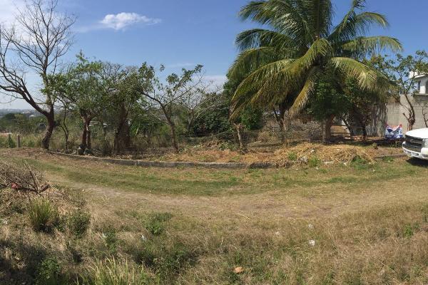 Foto de terreno habitacional en venta en chiapas , anáhuac, pueblo viejo, veracruz de ignacio de la llave, 3522594 No. 01