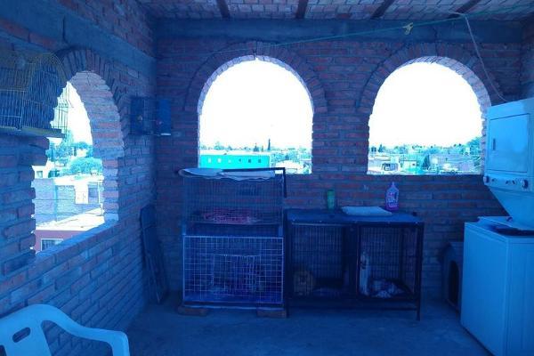 Foto de casa en venta en  , chicahuales i, jesús maría, aguascalientes, 7978207 No. 17