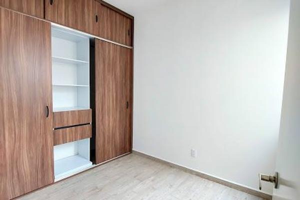 Foto de departamento en venta en chichén itza , letrán valle, benito juárez, df / cdmx, 14029546 No. 08