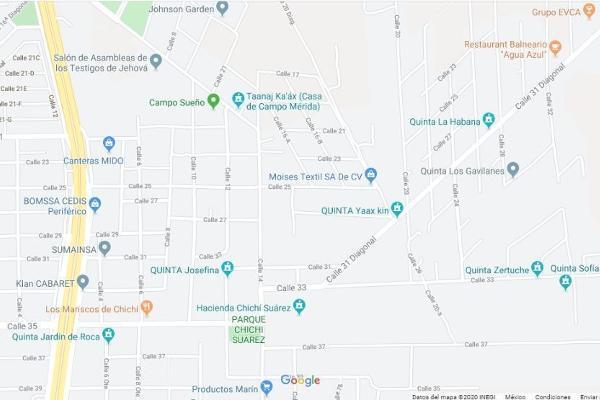 Foto de terreno habitacional en venta en  , chichi suárez, mérida, yucatán, 14028665 No. 02