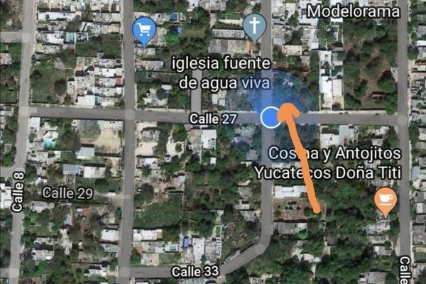 Foto de terreno habitacional en venta en  , chichi suárez, mérida, yucatán, 14028665 No. 03
