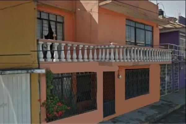 Foto de casa en venta en chichimecas sin numero, la florida (ciudad azteca), ecatepec de morelos, méxico, 8119086 No. 01