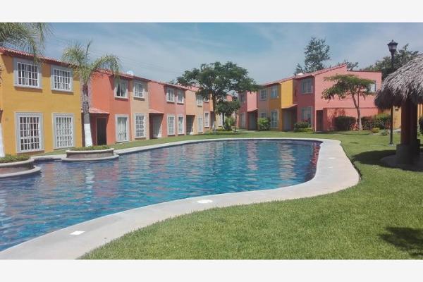 Foto de casa en venta en  , chiconcuac, xochitepec, morelos, 5962428 No. 01