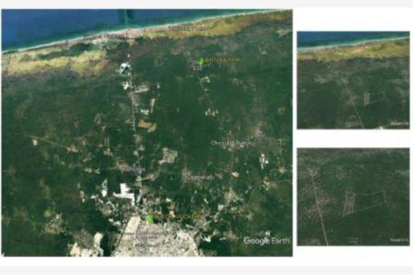 Foto de terreno habitacional en venta en chicxulub chicxulub, chicxulub puerto, progreso, yucatán, 5811711 No. 01