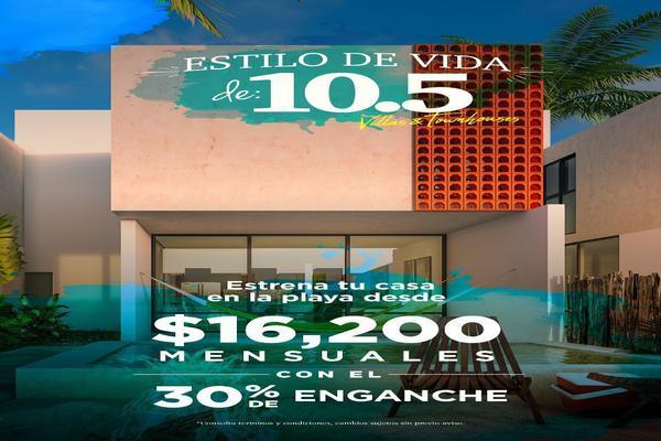 Foto de casa en venta en  , chicxulub, chicxulub pueblo, yucatán, 14026571 No. 09