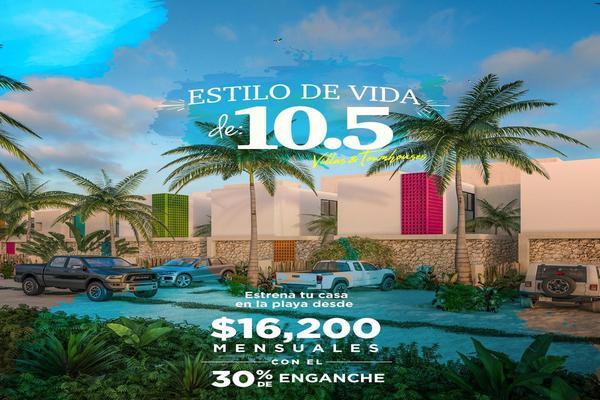Foto de casa en venta en  , chicxulub, chicxulub pueblo, yucatán, 14026571 No. 11