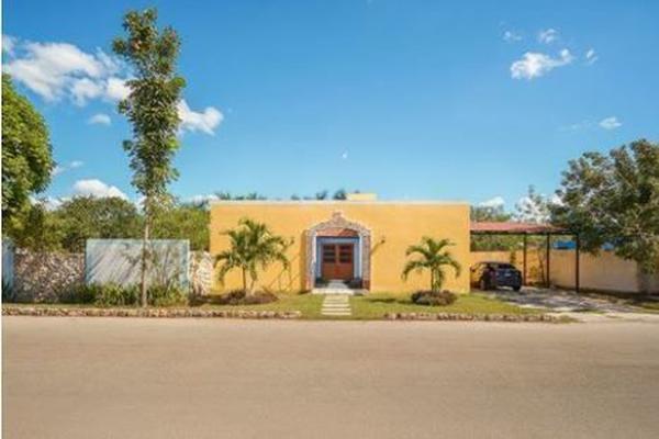 Foto de casa en venta en  , chicxulub, chicxulub pueblo, yucatán, 15225798 No. 01