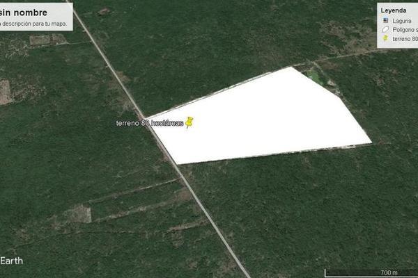 Foto de terreno habitacional en venta en  , chicxulub, chicxulub pueblo, yucatán, 7860437 No. 03