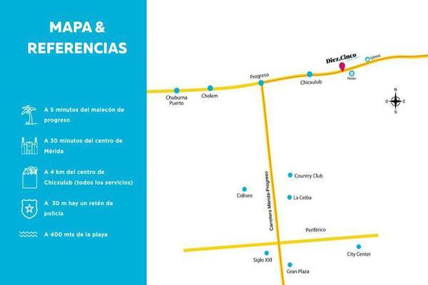 Foto de casa en venta en  , chicxulub, chicxulub pueblo, yucatán, 7861295 No. 02