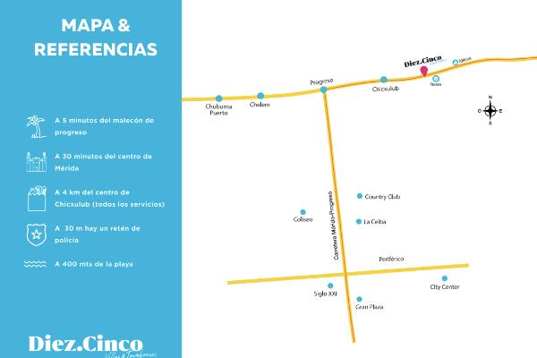 Foto de casa en venta en  , chicxulub puerto, progreso, yucatán, 8300730 No. 20