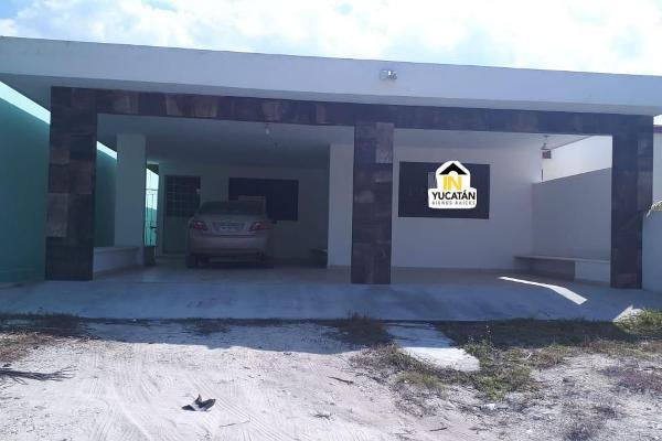 Foto de casa en venta en  , chicxulub puerto, progreso, yucatán, 14028464 No. 01