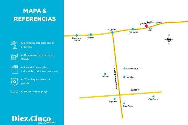 Foto de rancho en venta en  , chicxulub puerto, progreso, yucatán, 14038912 No. 06