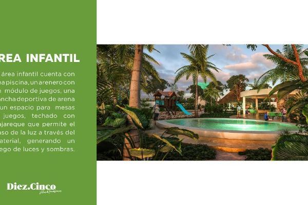 Foto de rancho en venta en  , chicxulub puerto, progreso, yucatán, 14038912 No. 07