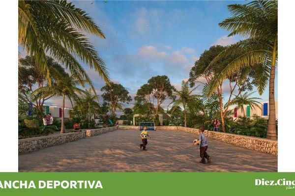 Foto de rancho en venta en  , chicxulub puerto, progreso, yucatán, 14038912 No. 11