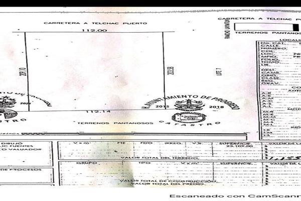 Foto de terreno comercial en venta en  , chicxulub puerto, progreso, yucatán, 15623053 No. 05