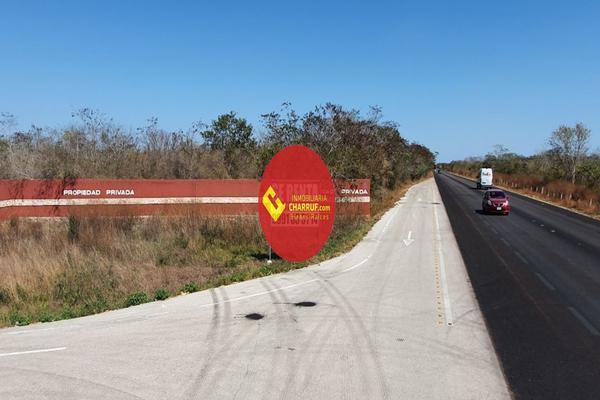 Foto de terreno comercial en venta en  , chicxulub puerto, progreso, yucatán, 17846646 No. 02