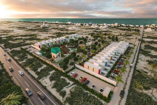 Foto de terreno comercial en venta en  , chicxulub puerto, progreso, yucatán, 19242986 No. 04