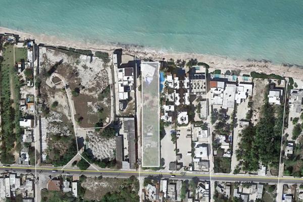 Foto de terreno habitacional en venta en  , chicxulub puerto, progreso, yucatán, 5946912 No. 02