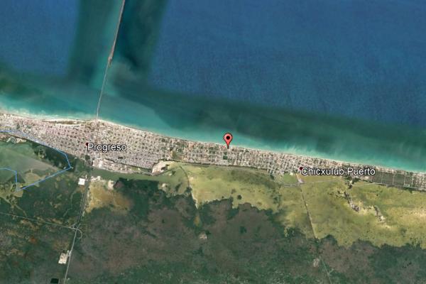 Foto de terreno habitacional en venta en  , chicxulub puerto, progreso, yucatán, 5946912 No. 04