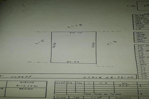 Foto de terreno habitacional en venta en  , chicxulub puerto, progreso, yucatán, 8040281 No. 05