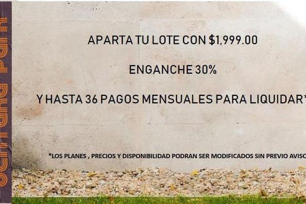 Foto de terreno habitacional en venta en  , chicxulub puerto, progreso, yucatán, 8100010 No. 03