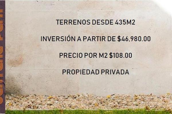 Foto de terreno habitacional en venta en  , chicxulub puerto, progreso, yucatán, 8100010 No. 04