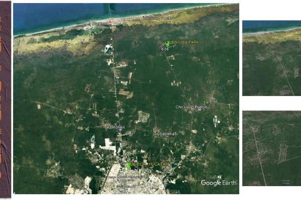 Foto de terreno habitacional en venta en  , chicxulub puerto, progreso, yucatán, 8100010 No. 07