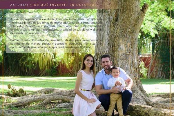 Foto de terreno habitacional en venta en  , chicxulub, chicxulub pueblo, yucatán, 8100977 No. 02