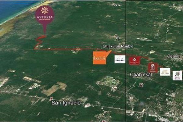 Foto de terreno habitacional en venta en  , chicxulub, chicxulub pueblo, yucatán, 8100977 No. 03