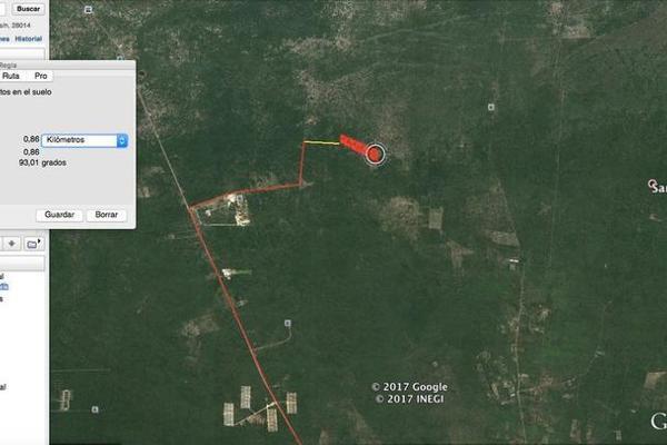 Foto de terreno habitacional en venta en  , chicxulub, chicxulub pueblo, yucatán, 8100977 No. 05