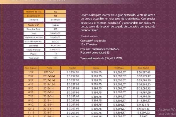 Foto de terreno habitacional en venta en  , chicxulub, chicxulub pueblo, yucatán, 8100977 No. 07