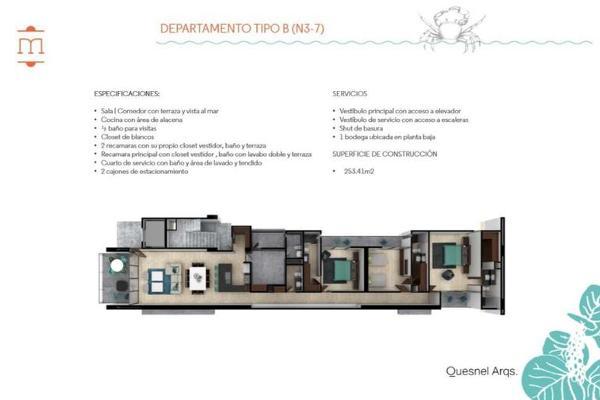 Foto de departamento en venta en  , chicxulub, chicxulub pueblo, yucatán, 8101057 No. 02
