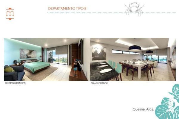 Foto de departamento en venta en  , chicxulub, chicxulub pueblo, yucatán, 8101057 No. 03