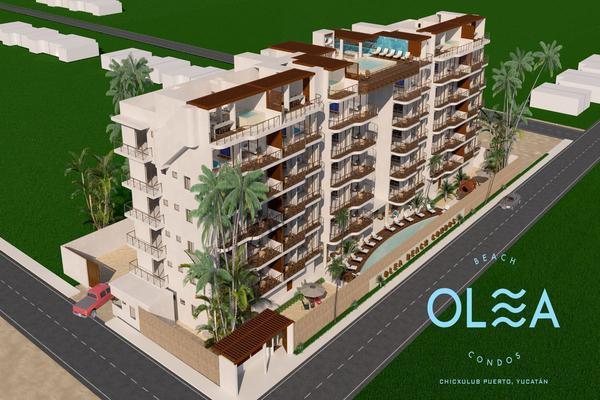Foto de departamento en venta en  , chicxulub puerto, progreso, yucatán, 8276113 No. 01