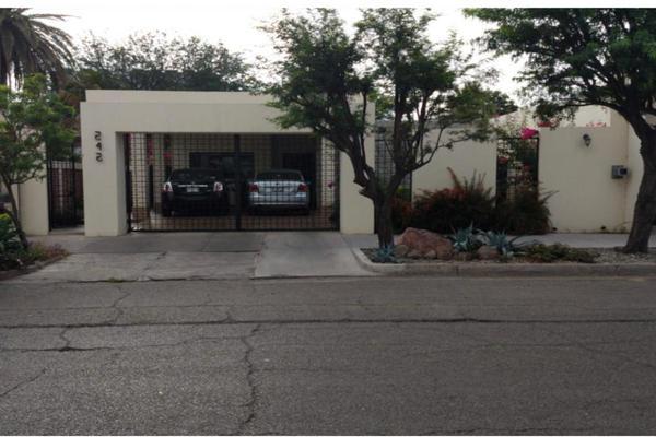 Foto de casa en venta en chihuahua , zona norte, cajeme, sonora, 7300196 No. 01