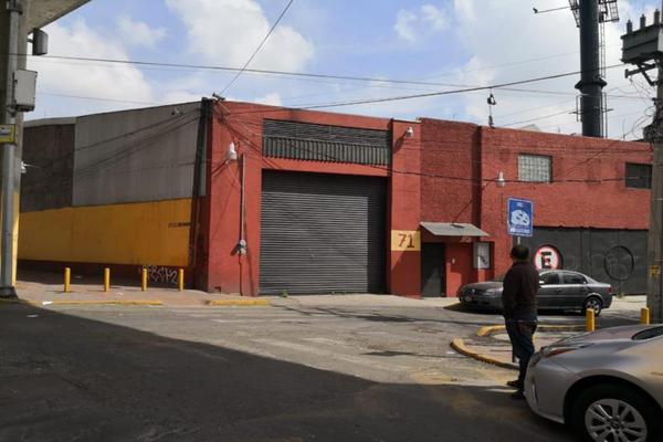 Foto de terreno habitacional en venta en chilpa 88, santa maría nonoalco, álvaro obregón, df / cdmx, 7264306 No. 01