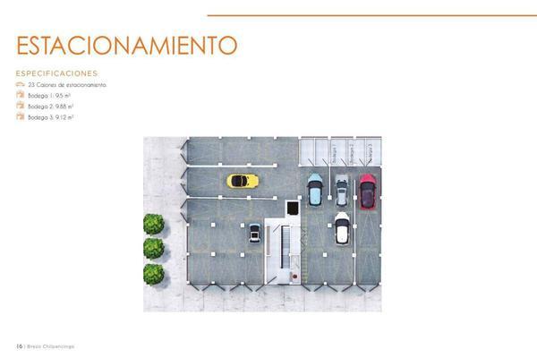 Foto de departamento en renta en chilpancingo , roma sur, cuauhtémoc, df / cdmx, 7148397 No. 20