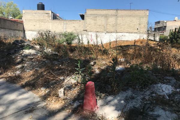 Foto de terreno habitacional en venta en chilpancingo s/n , valle ceylán, tlalnepantla de baz, méxico, 17708857 No. 08