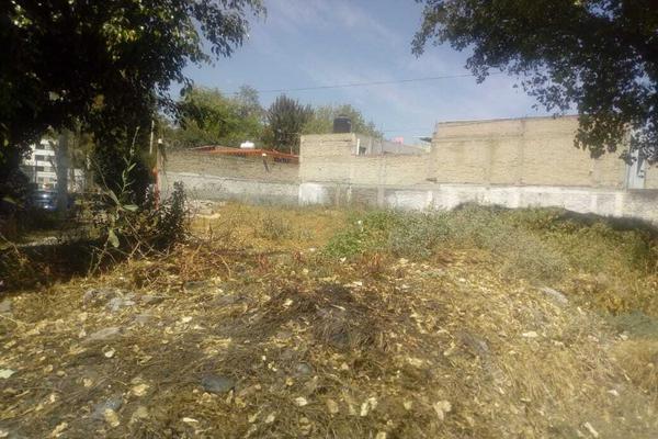 Foto de terreno habitacional en venta en chilpancingo s/n , valle ceylán, tlalnepantla de baz, méxico, 17708857 No. 11