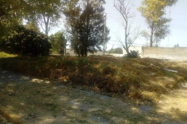 Foto de terreno habitacional en venta en chilpancingo s/n , valle ceylán, tlalnepantla de baz, méxico, 17708857 No. 12