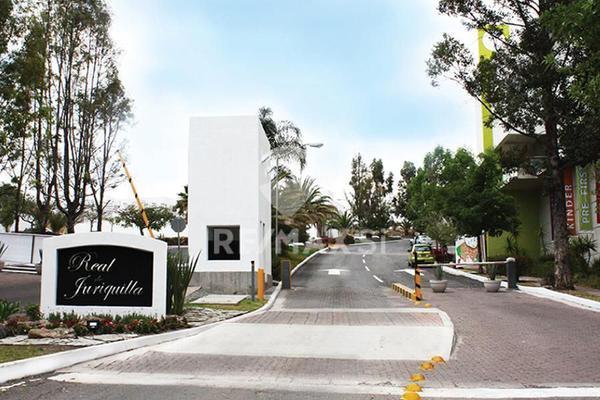 Foto de terreno habitacional en venta en chimalapa , real de juriquilla (paisano), querétaro, querétaro, 7263295 No. 01