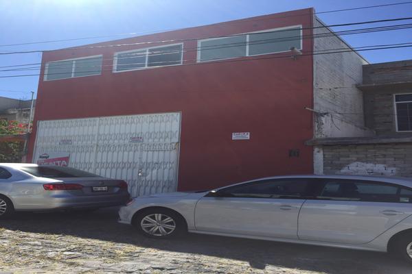 Foto de bodega en venta en chimalpopoca , azteca, querétaro, querétaro, 14035036 No. 02