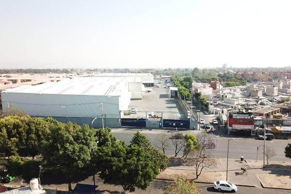 Foto de nave industrial en renta en  , chinampac de juárez, iztapalapa, df / cdmx, 8300994 No. 01