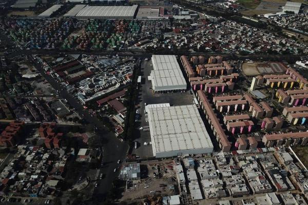 Foto de nave industrial en renta en  , chinampac de juárez, iztapalapa, df / cdmx, 8300994 No. 05
