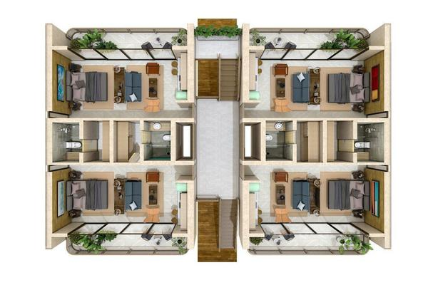 Foto de casa en venta en  , chiquila, lázaro cárdenas, quintana roo, 16952955 No. 07