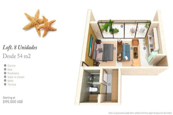 Foto de casa en venta en  , chiquila, lázaro cárdenas, quintana roo, 16952955 No. 08