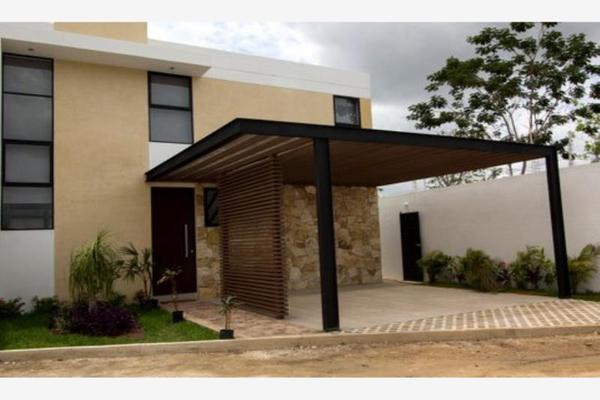 Foto de casa en venta en cholul 1, cholul, mérida, yucatán, 5905927 No. 01