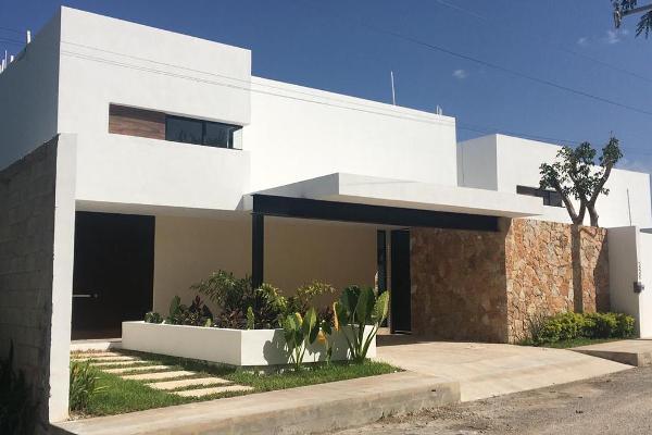 Foto de casa en renta en  , cholul, mérida, yucatán, 8887695 No. 01
