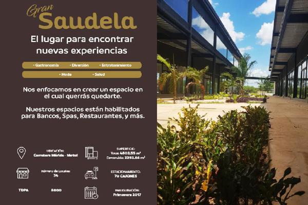 Foto de local en renta en  , cholul, mérida, yucatán, 11854936 No. 02