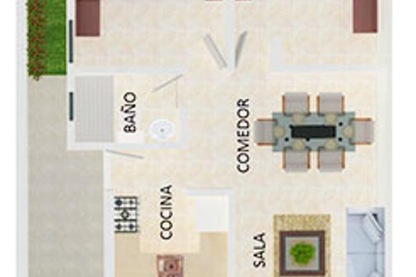 Foto de casa en venta en  , cholul, mérida, yucatán, 1261325 No. 02